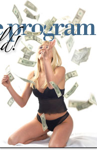 Kasidie's affiliate program is the most lucrative in the lifestyle -- no adult site comes close