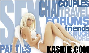 Sexy, Chat, Parties, Friends, Events ... Kasidie.com.
