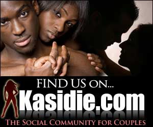 Us. Them. And You! Kasidie.com... The Social Community for Couples!