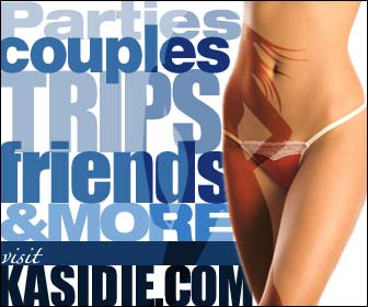 Friends, Sex, Travel, Parties, Events & More... Kasidie.com!