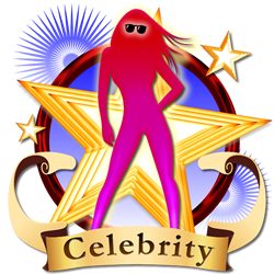 Kasidie Celebrity Seal, trademarked