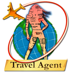Kasidie Travel Agent Seal, trademarked